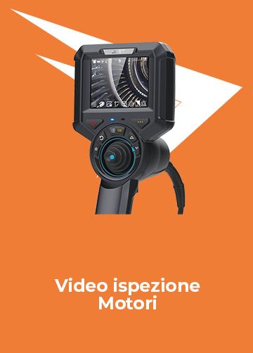 video ispezione motori